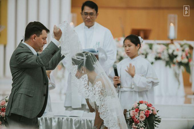 Gareth & Sata Wedding by Bernardo Pictura - 025