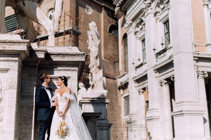 Wedding Ceremony in Villa Giovanelli Fogaccio by Vera Weddings - 005