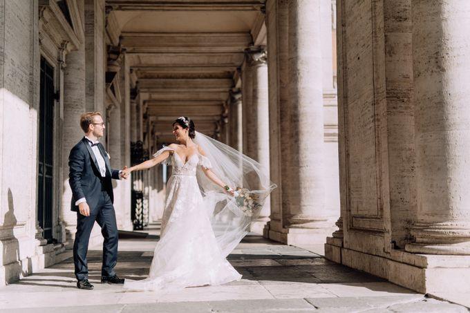 Wedding Ceremony in Villa Giovanelli Fogaccio by Vera Weddings - 006