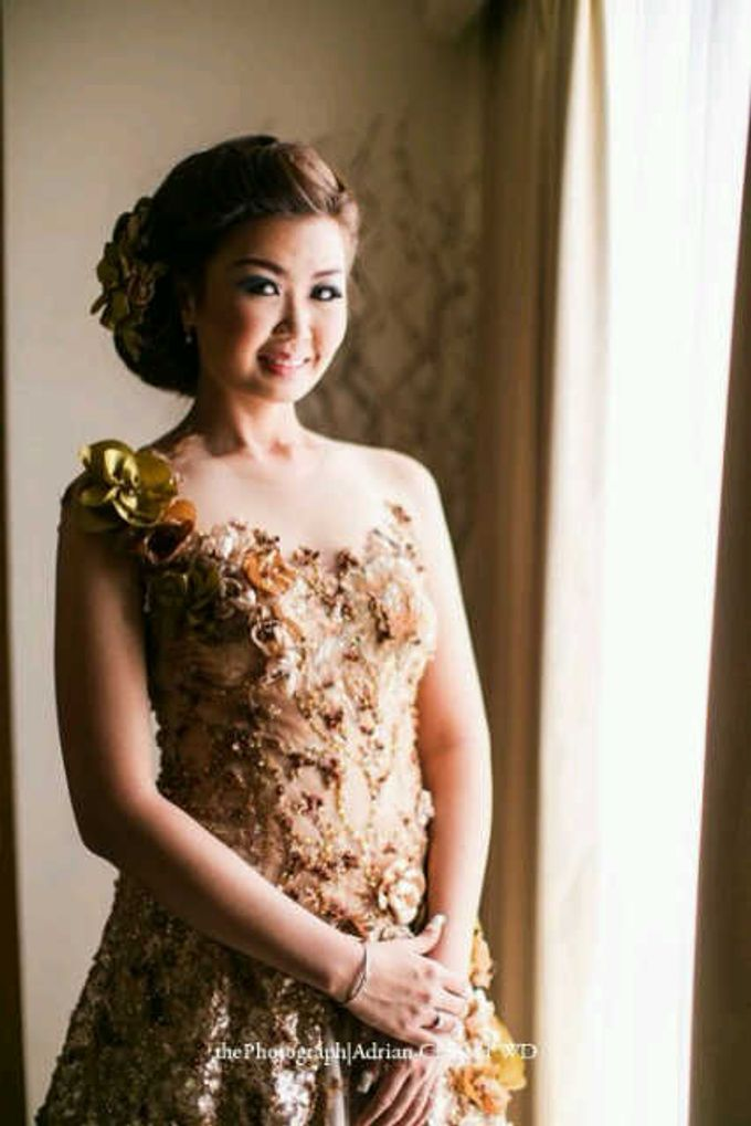 The Wedding Gown of Mee Djin Couture by Meedjin Couture - 007