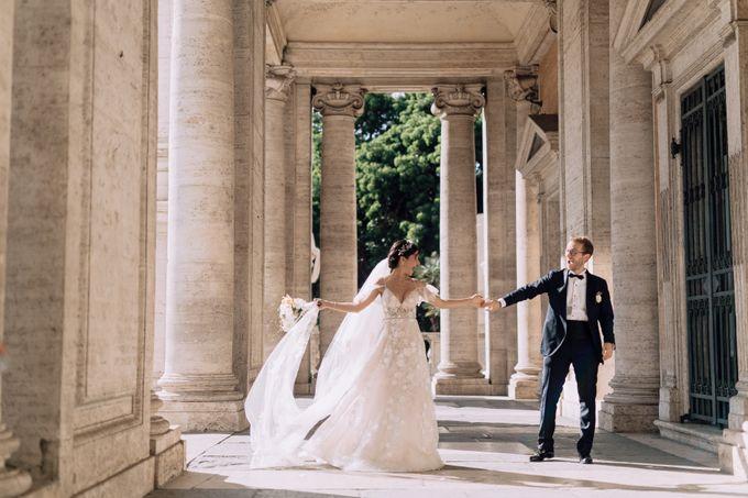 Wedding Ceremony in Villa Giovanelli Fogaccio by Vera Weddings - 007