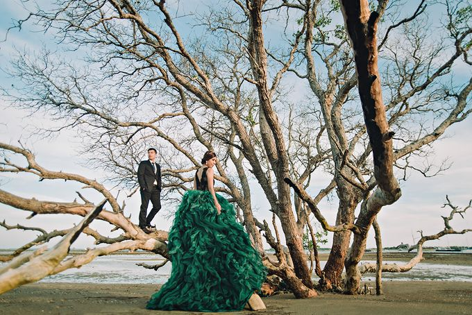 Andy N Elvira Prewedding by Hendra & Andre by Cheese N Click Photography - 026