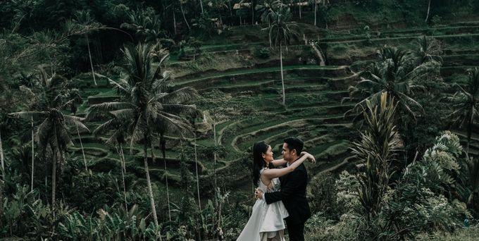 The Bali Prewedding | Kevin & Kristina by Costes Portrait - 019