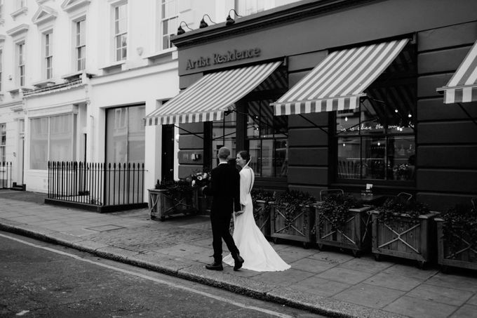 Pre Wedding Shoot in London by Cinzia Bruschini Photography - 021