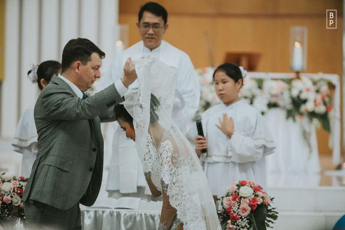 Gareth & Sata Wedding by Bernardo Pictura - 026