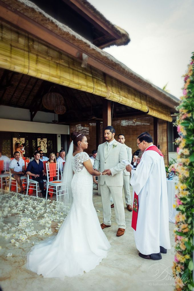 Tenniel and Dean Wedding by D'studio Photography Bali - 013