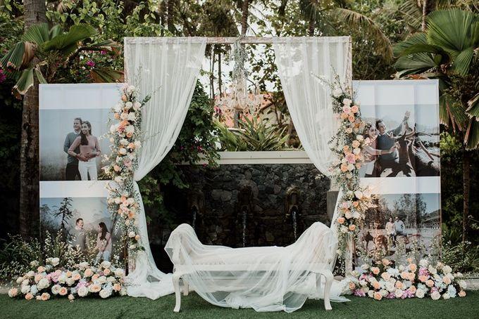 Wedding Kyomi & James by Bali Izatta Wedding Planner & Wedding Florist Decorator - 013
