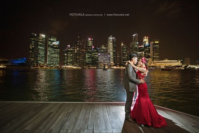 Febrian & Christy Singapore prewedding by fotovela wedding portraiture - 021