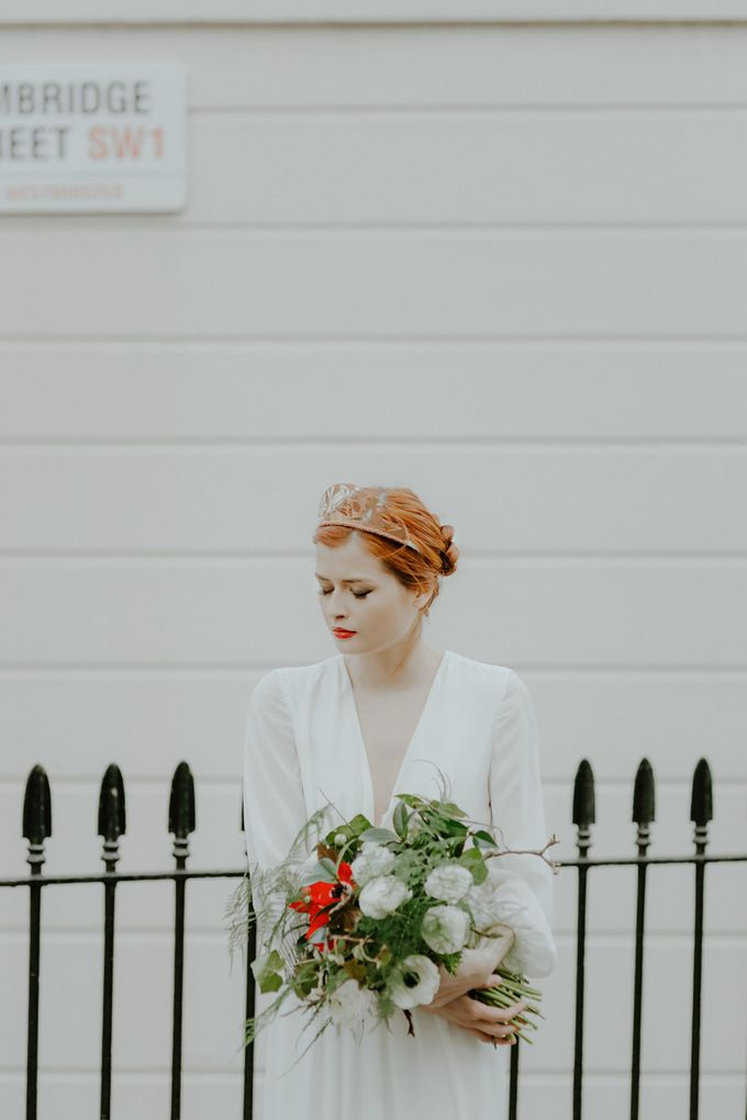 Pre Wedding Shoot in London by Cinzia Bruschini Photography - 009