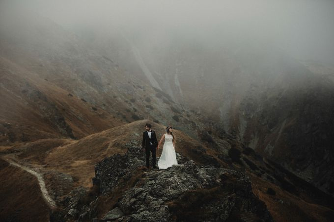 Wedding Shooting in High Mountains by Fotomagoria - 024