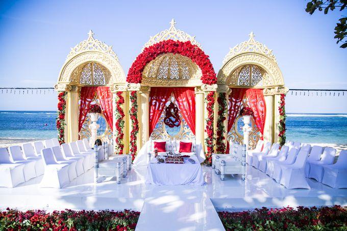 Wedding at The Westin Resort Nusa Dua, Bali by The Westin Resort Nusa Dua, Bali - 014