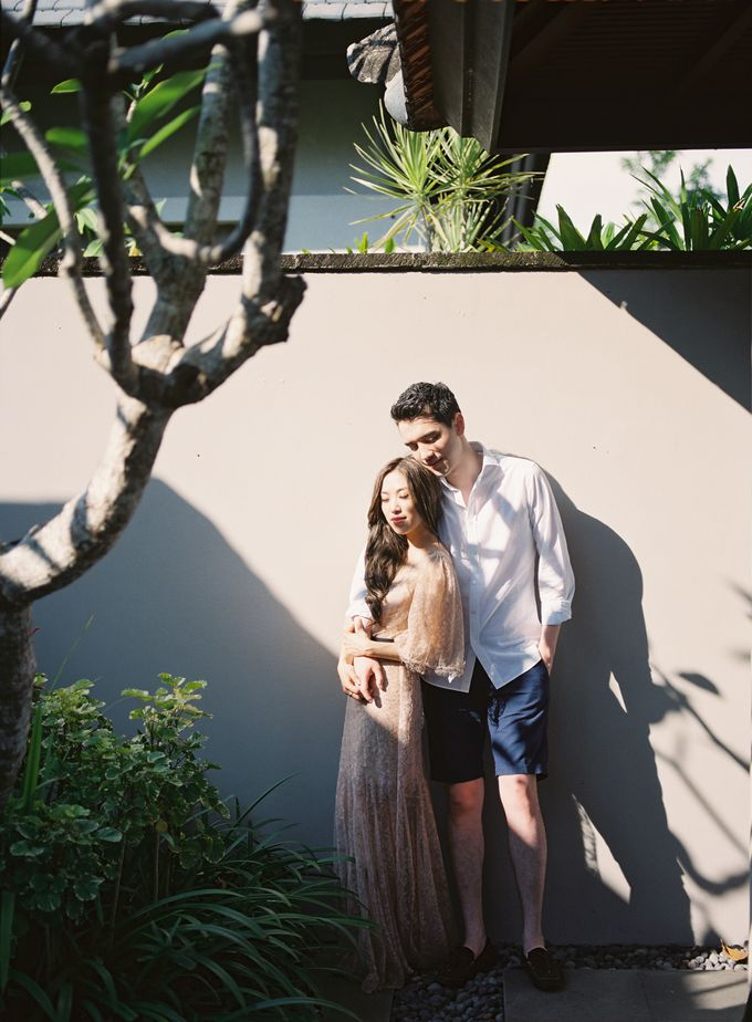Matthew & Michelle Engagement by Arta Photo - 029