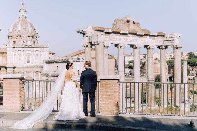 Wedding Ceremony in Villa Giovanelli Fogaccio by Vera Weddings - 008