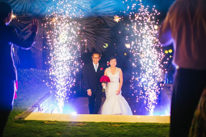 PYROTECHNIC by Bali Wedding Entertainment - 003