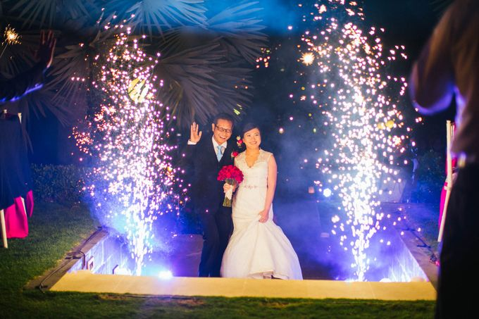 PYROTECHNIC by Bali Wedding Entertainment - 002