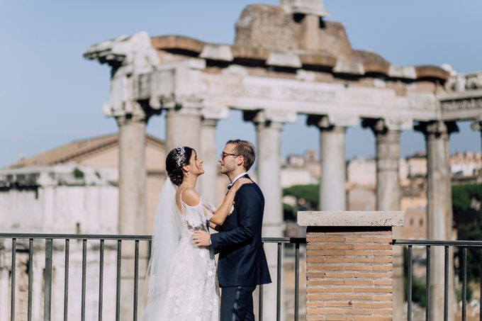 Wedding Ceremony in Villa Giovanelli Fogaccio by Vera Weddings - 009