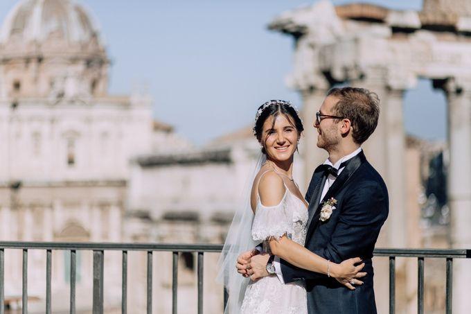 Wedding Ceremony in Villa Giovanelli Fogaccio by Vera Weddings - 011