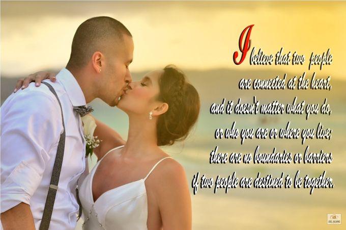 Wedding Bells in tropical Island by #1 Boracay Wedding Photographer - Joel Juliano - 012