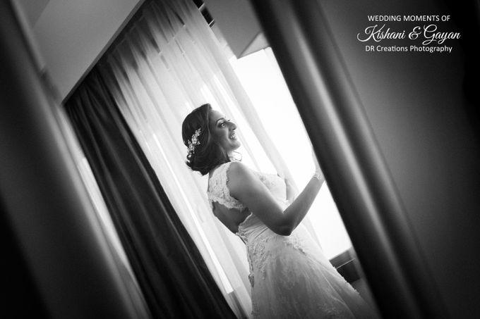 Wedding of Kishani & Gayan by DR Creations - 011