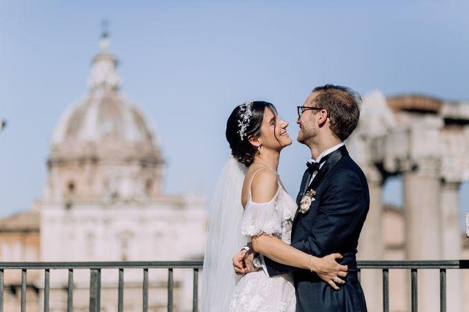 Wedding Ceremony in Villa Giovanelli Fogaccio by Vera Weddings - 012