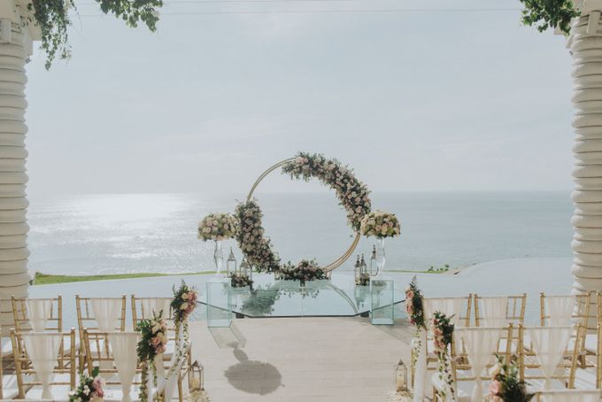 Diva & Jeff Wedding by KAMAYA BALI - 005