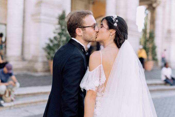 Wedding Ceremony in Villa Giovanelli Fogaccio by Vera Weddings - 013