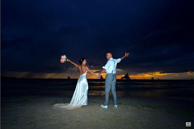 Wedding Bells in tropical Island by #1 Boracay Wedding Photographer - Joel Juliano - 013