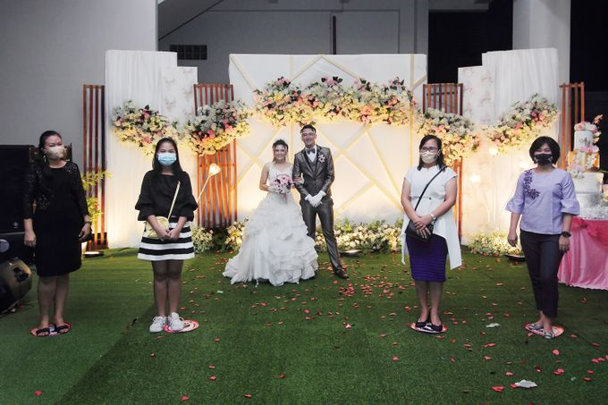 The New Normal Amalia Wedding Simulation 2020 by Retro Photography & Videography - 029