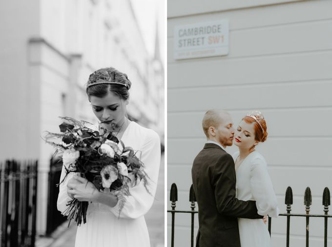 Pre Wedding Shoot in London by Cinzia Bruschini Photography - 018