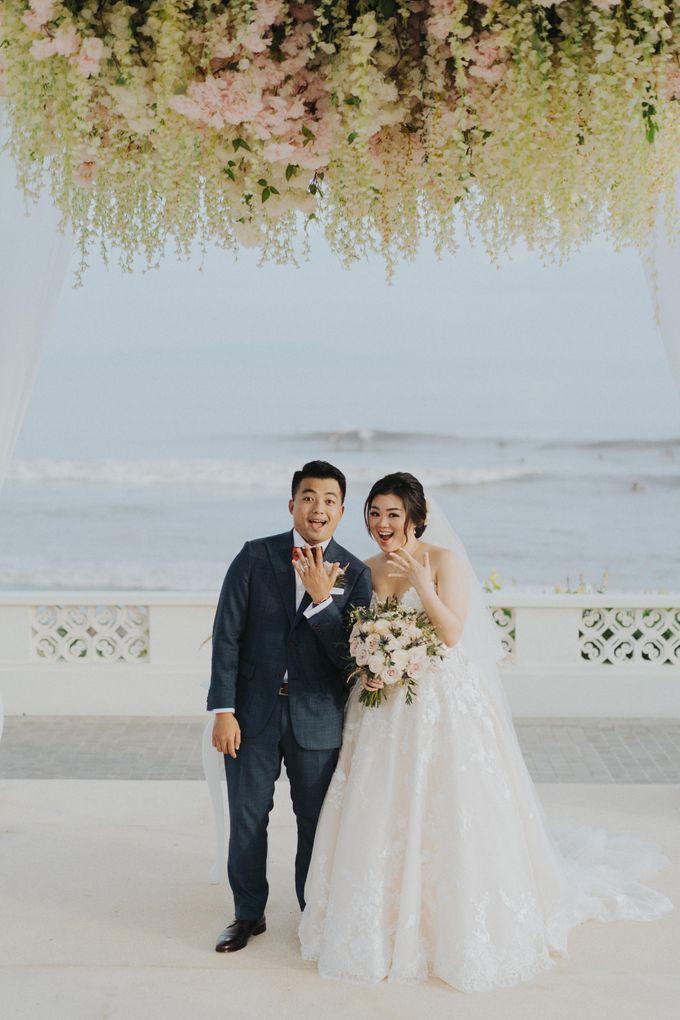 Yosua & Laura Wedding by Tefillah Wedding - 008
