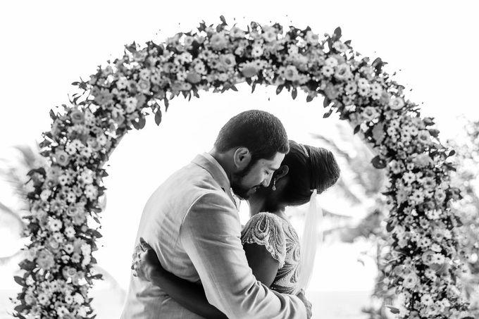 Tenniel and Dean Wedding by D'studio Photography Bali - 014
