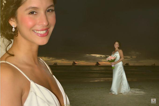 Wedding Bells in tropical Island by #1 Boracay Wedding Photographer - Joel Juliano - 014