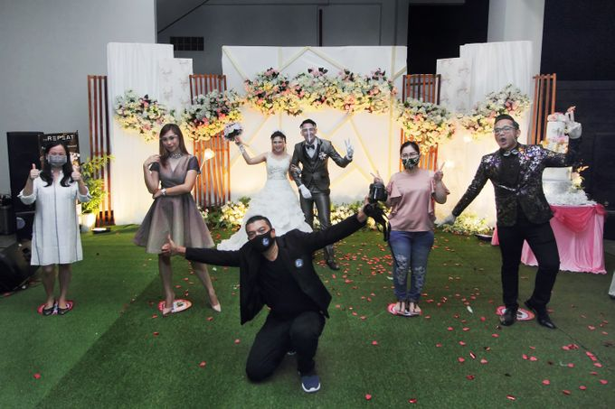The New Normal Amalia Wedding Simulation 2020 by Retro Photography & Videography - 010