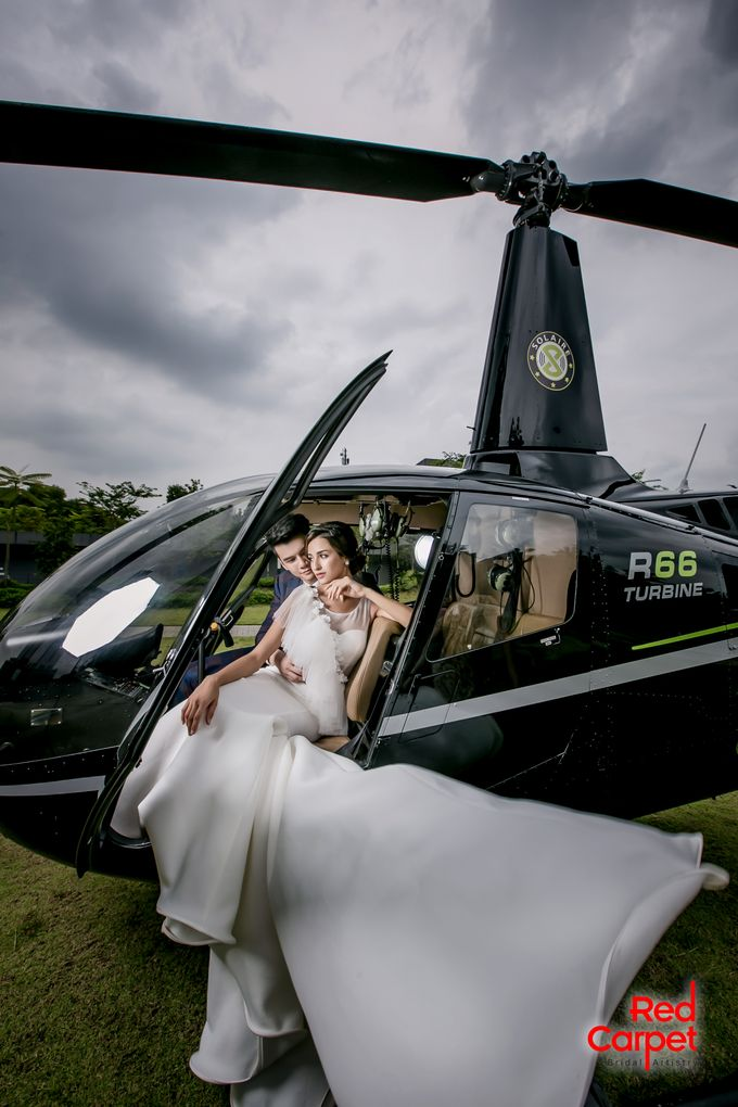Pre Wedding Photo Shoot (HELICOPTER) by RedCarpet Bridal Artistry - 007