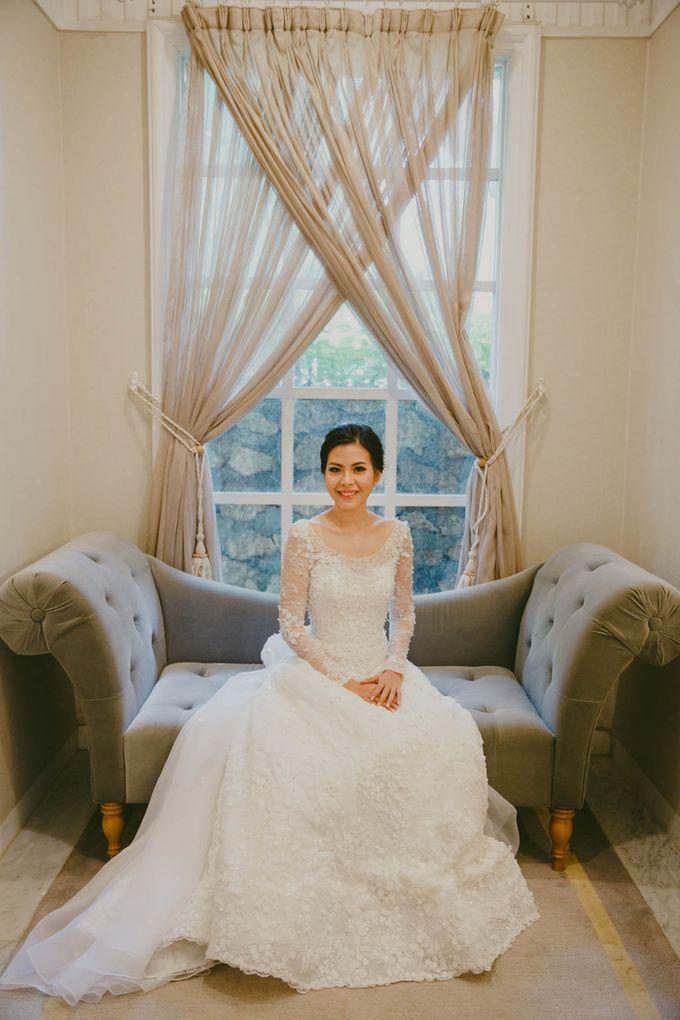 RUSTIC WEDDING DAVID AND JOICE IN SKY AYANA BALI by W organizer - 006