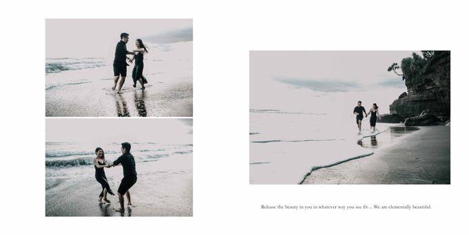 The Bali Prewedding | Kevin & Kristina by Costes Portrait - 023