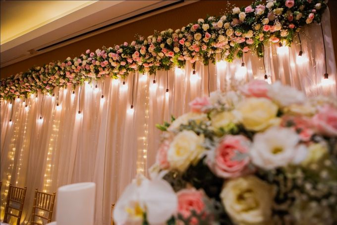 Wedding at Mulia Bali by d'Oasis Florist & Decoration - 013