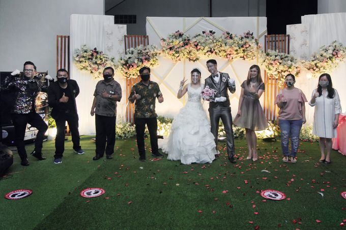 The New Normal Amalia Wedding Simulation 2020 by Retro Photography & Videography - 034