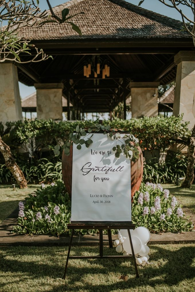 Bali Greenery Rustic with Boho Touch Wedding Decoration by Eurasia Wedding - 003
