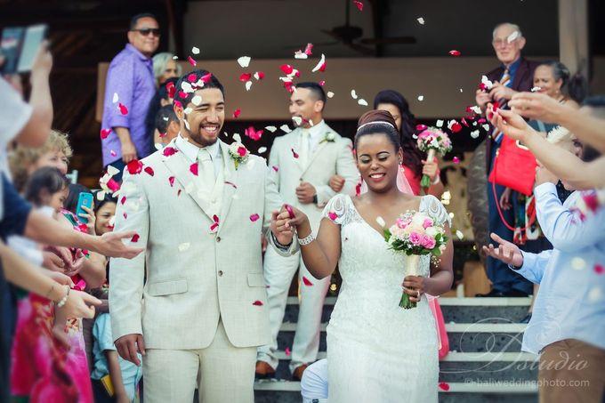 Tenniel and Dean Wedding by D'studio Photography Bali - 015