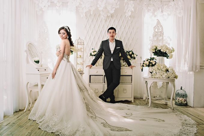 Andy N Elvira Prewedding by Hendra & Andre by Cheese N Click Photography - 032