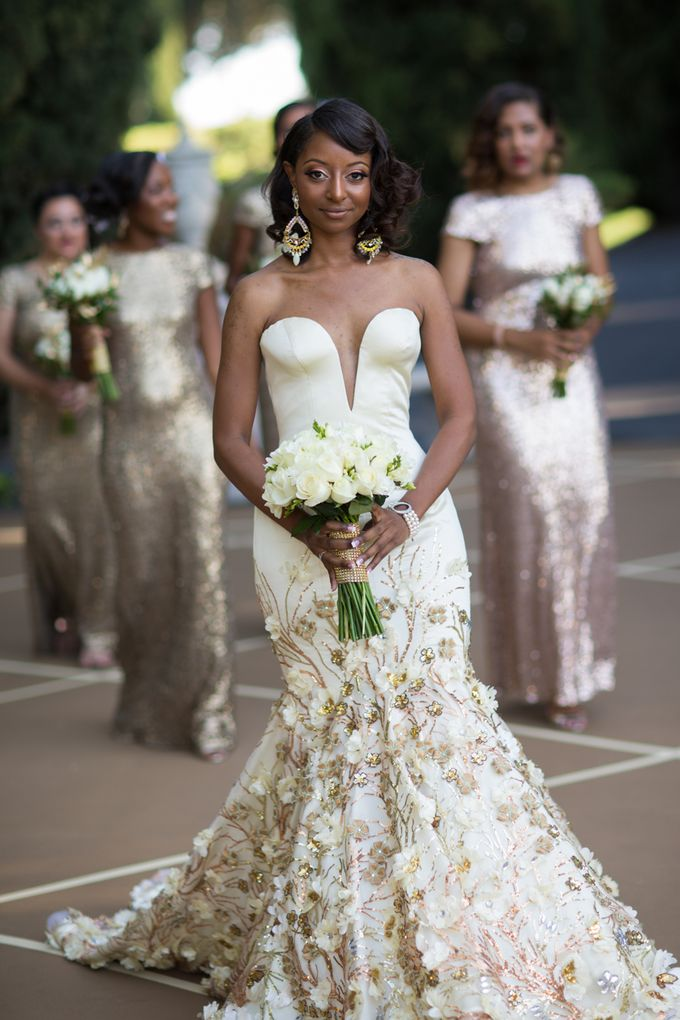 Couture Bridal Gowns by Desiree Spice by Desiree Spice - 004