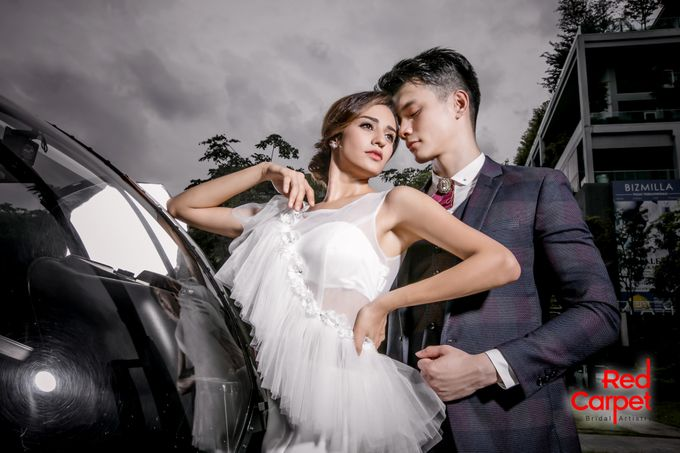 Pre Wedding Photo Shoot (HELICOPTER) by RedCarpet Bridal Artistry - 008