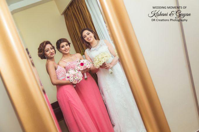 Wedding of Kishani & Gayan by DR Creations - 012