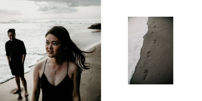 The Bali Prewedding | Kevin & Kristina by Costes Portrait - 007