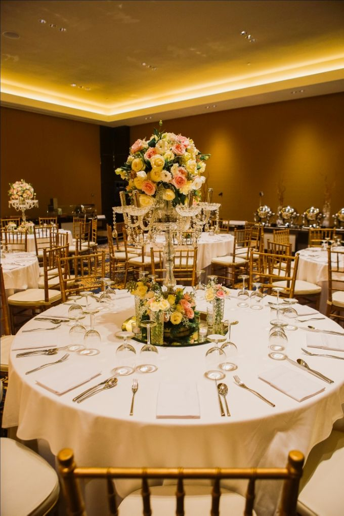 Wedding at Mulia Bali by d'Oasis Florist & Decoration - 014