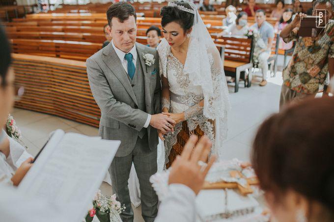 Gareth & Sata Wedding by Bernardo Pictura - 033