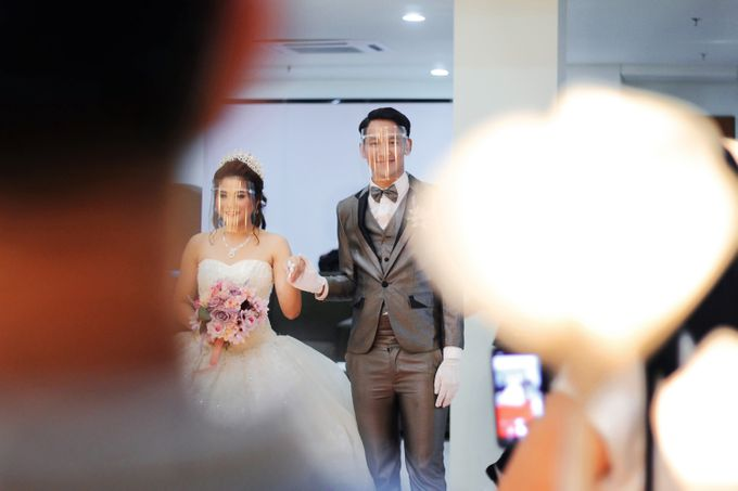 The New Normal Amalia Wedding Simulation 2020 by Retro Photography & Videography - 015