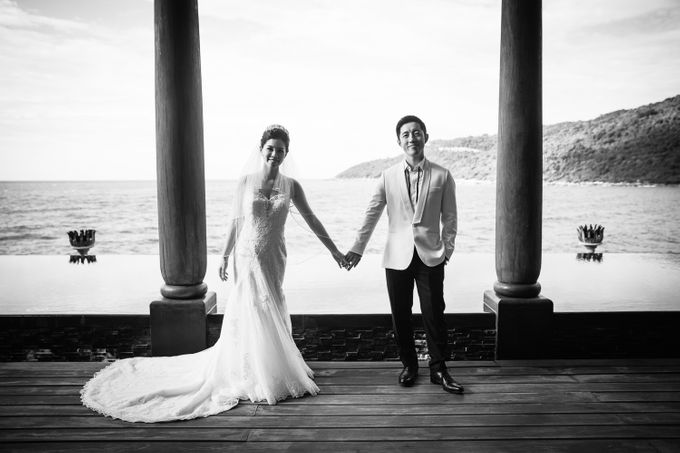 Agnes & Andy, INTERCONTINENTAL DANANG, VIETNAM by Tim Gerard Barker Wedding Photography & Film - 008