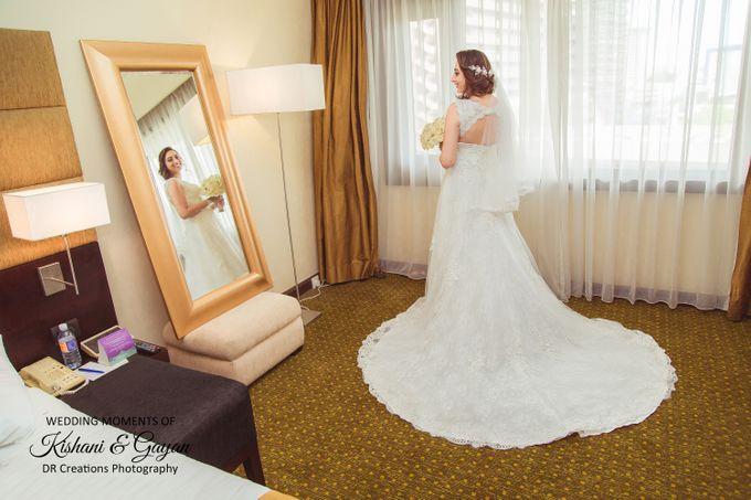 Wedding of Kishani & Gayan by DR Creations - 013